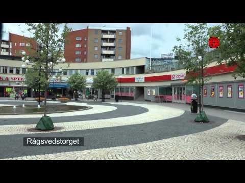 Hagsätra Rågsved Bandhagen Högdalen  - Stockholm