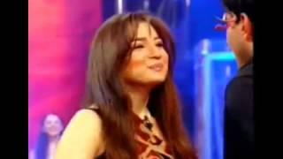 شوف دلع مي عز الدين مع خالد سليم  فيديو نادر جدا
