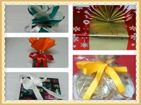 5 DIY Creative Gift Wrapping Ideas for Raksha Bandhan/How to Pack Gifts Easy Way/Rakhi Special.