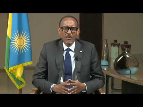 President Kagame End of Year Message | Kigali, 1 January 2018