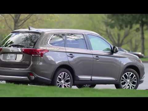 2017 Mitsubishi Outlander Sel Review Autonation