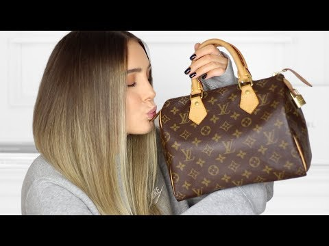 What S In My Bag Sdy 25 Louis Vuitton