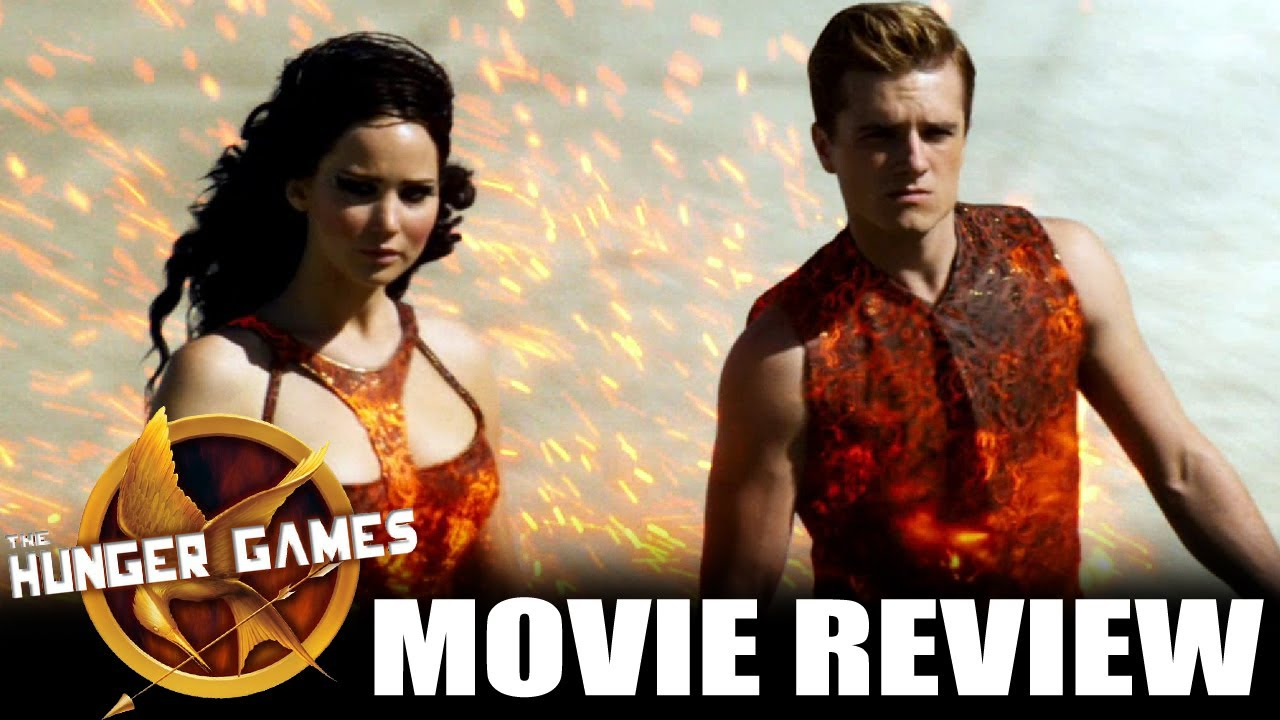Movie review for the hunger games