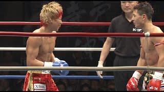 大雅vs武尊 K-1 WORLD GP -55kg初代王座決定トーナメント・決勝戦 Taiga vs Takeru