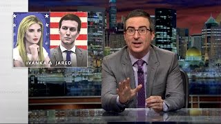 Ivanka & Jared: Last Week Tonight with John Oliver (HBO) thumbnail