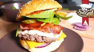 La recette du meilleur burger ! Le Fast 🍔