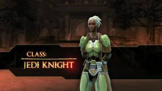 STAR WARS™: The Old Republic™ - Class Video - Jedi Knight