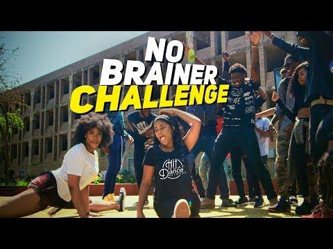 King Vader - No Brainer Challenge Ft. Wolf Graphic (Dance Parody)