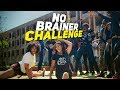 No Brainer Challenge by: King Vader of Wolf Graphic (DJ Khaled Parody) Mp3
