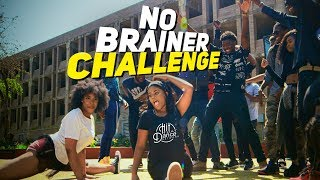King Vader - No Brainer Challenge ft. Wolf Graphic (Dance Parody)