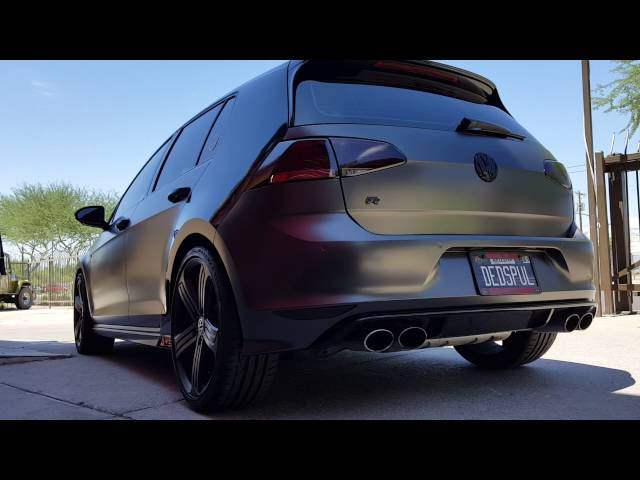 Apex Week #3 - IG Wrap Giveaway VW Golf R & Audi RS6 Avant Wagon