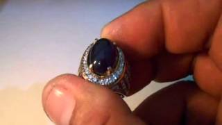 Black Opal 3 Ct