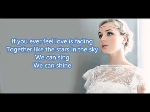 Polina Gagarina   A Million Voices Russia 2015 Eurovision Song Contest (Lyrics)