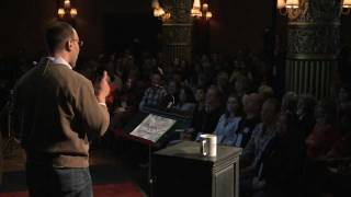 Why we eat the way we eat: Dr. Scott Kahan at TEDxManhattan