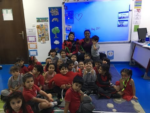 KG Pine End of The Year Video | Nottingham British School of Kuwait