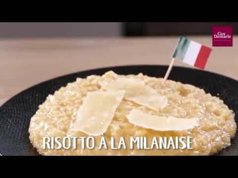Risotto à la Milanaise