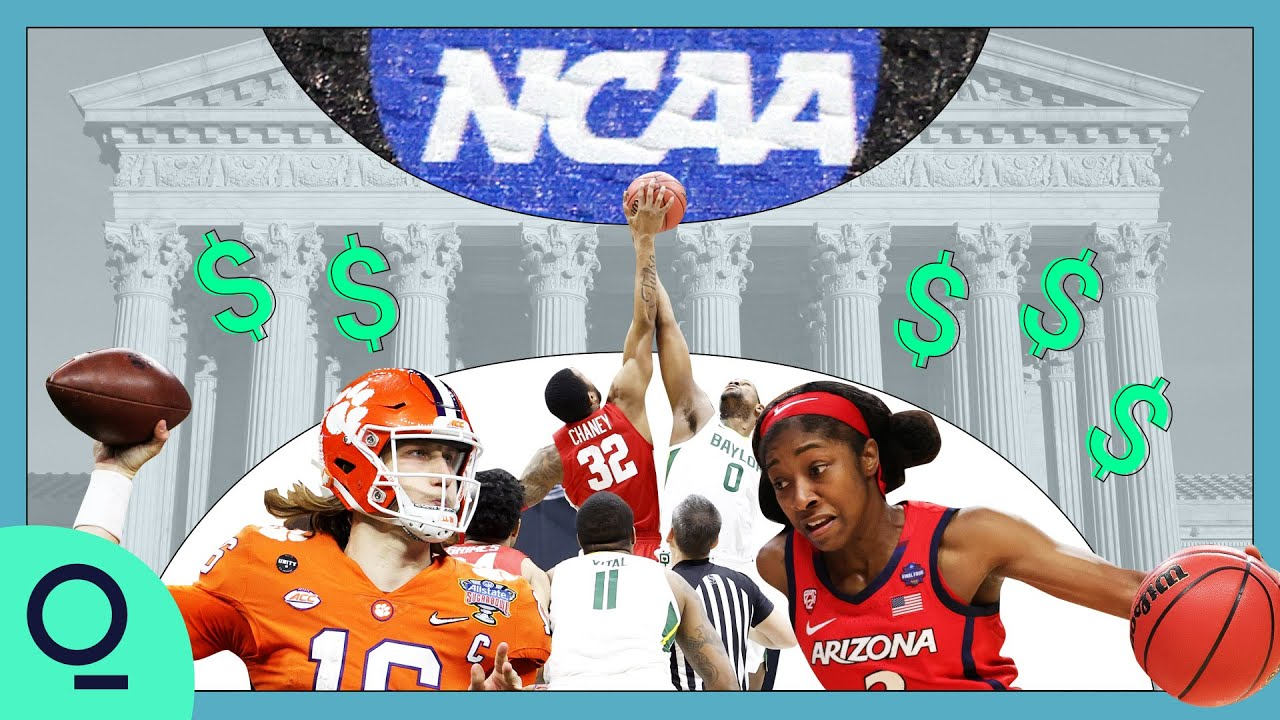 Why Top NCAA Athletes May Soon Be Making Big Money