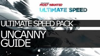 Need for Speed: Most Wanted (2012) Uncanny Achievement / Trophy Guide - Ultimate Speed Pack DLC