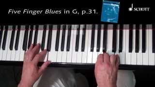 Improvising Blues Piano - 3.