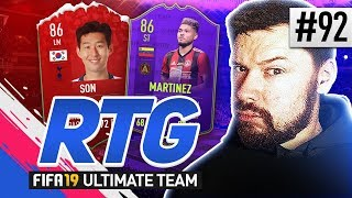 WE GOT FUTMAS SON! - #FIFA19 Road to Glory! #92 Ultimate Team