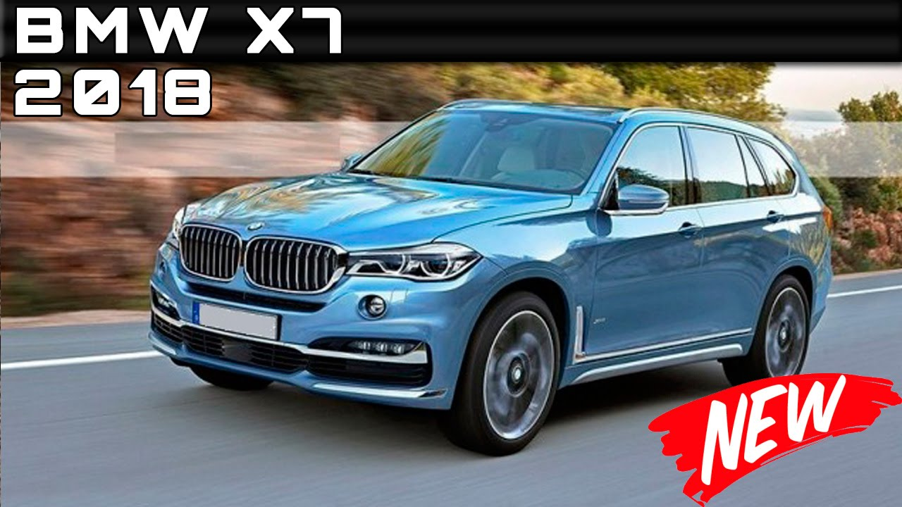 2018 Bmw X7 New Car Release Date And Review 2018