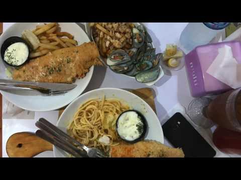 Fish And Chips Review !! Fish & Co (99K) VS Fish Streat (29K).