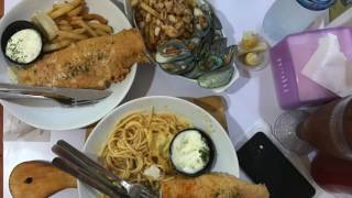 fish and chips review fish co 99k vs fish streat 29k