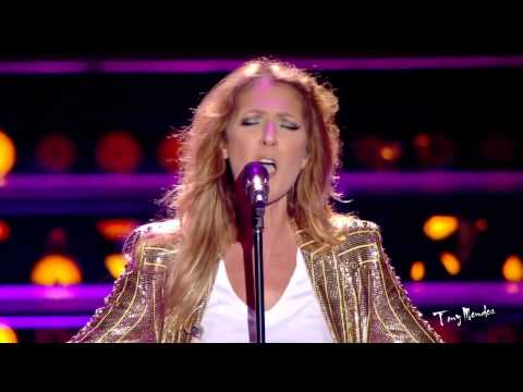 Celine Dion - Loved Me Back To Life (Dave Audé Club Remix - Tony Mendes Video Re Edit)