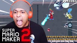 NEVER SEEN ANYTHING LIKE THIS!! [SUPER MARIO MAKER 2] [#69]