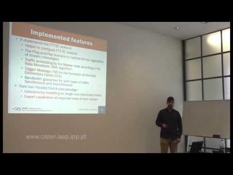 CISTER Periodic Seminar Series - Fábio Oliveira