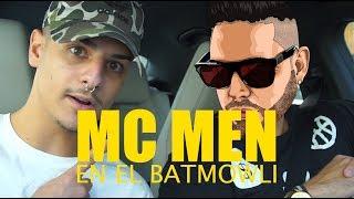 """MC MEN en el #BATMOWLI """"Me he besado en la boca con Kensuke"""""""