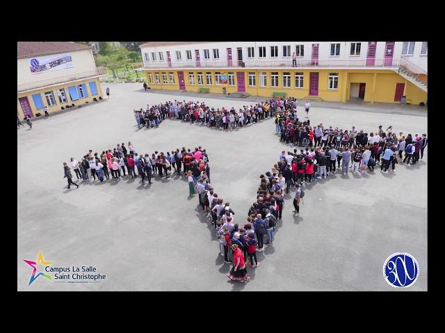 #300 - L'étoile du Campus La Salle Saint Christophe