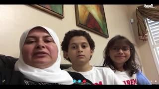 طفل فلسطيني في كندا يجمع تبرعات ليكفل عائلة سورية ويجلبها الى كندا