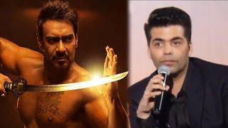 Ajay Devgn's Fans Exposed Karan Johar's Dirty Game On Twitter  Filmibeat