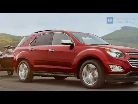 Chevy Equinox Towing Capacity >> Gm Parts Center Towing With An Equinox What You Need To Know