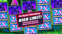 $50 PROWLING PANTHER BETS! ★ MASSIVE JACKPOT WINS! ➜ LIVE HIGH LIMIT SLOT MACHINE PLAY!