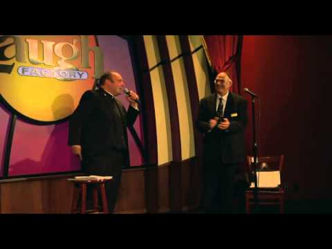 Chicago Police Chaplain Father Dan Brandt Comedy Duo 2014