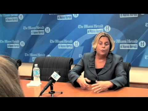 Interview with Ileana Ros-Lehtinen