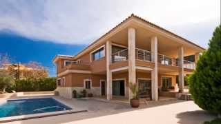 Modern, large villa in second sea line in Cala Blava - Engel & Voelkers Mallorca South(, 2013-10-15T15:51:40.000Z)