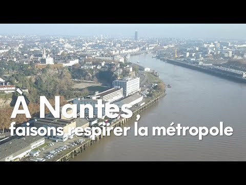 Nantes, la Métropole se réinvente avec vous