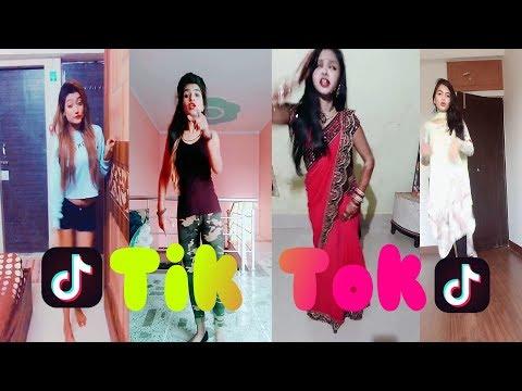 Long Lachi Indian Girl Tik Tok | Beautiful Girl Dance On Tik Tok | Haven Entertainment