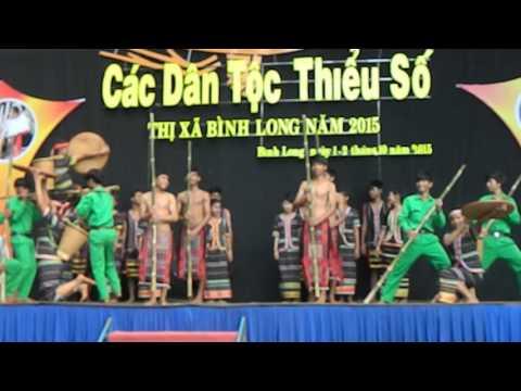 Lien Hoan Van Hoa Dan Toc Thieu So Binh Long