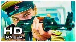 КАЛАШНИКОВ Русский Трейлер #1 (2020) Юрий Борисов, Изобретатель AK-47 Drama Movie HD