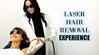 Laser Hair Removal Experience