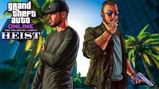 DIAMOND CASINO HEIST FINALE w/ Typical Gamer! (GTA 5 Online Heists DLC)