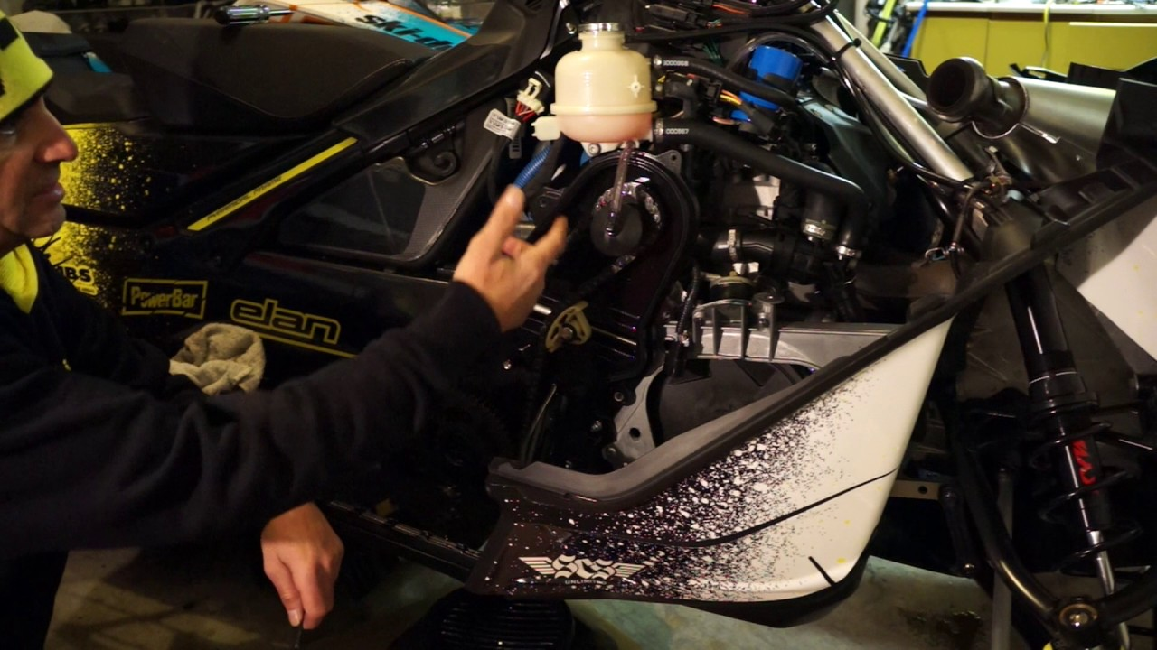 850 cc Ski-Doo MXZ TNT//X Clutch Puller 2017