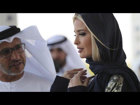 شاهد: وصول إيفانكا ترامب إلى الإمارات للمشاركة في منتدى المرأة العالمي…  - 19:59-2020 / 2 / 15