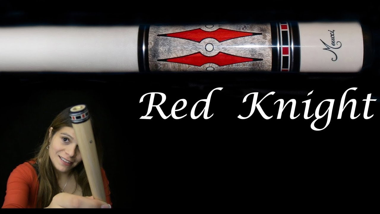 Red Knight an Avina Cue by Meucci