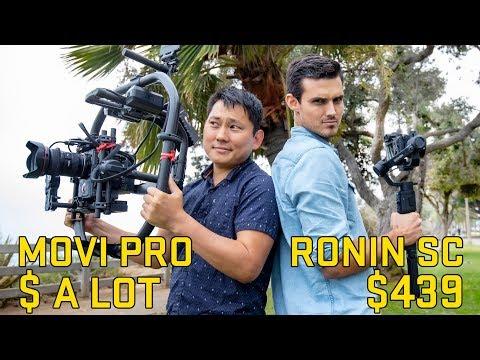 DJI Ronin-SC | A Pro Gimbal in a Little Package!?