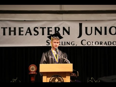 Northeastern Junior College Virtual Commencement 2021